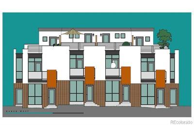 Baker, Baker/Santa Fe, Broadway Terrace, Byers, Santa Fe Arts District Condo/Townhouse Active: 226 Inca Street