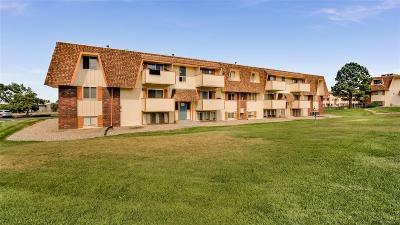 Thornton Condo/Townhouse Under Contract: 10211 Ura Lane #2-307