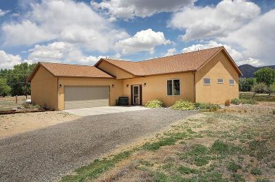 Buena Vista Single Family Home Active: 29999 County Road 353