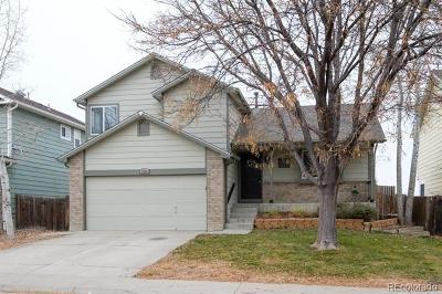 Thornton Single Family Home Under Contract: 5263 East 123rd Court