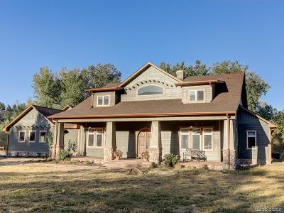 Boulder Single Family Home Active: 375 Lefthand Canyon Drive