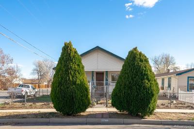 Brighton Single Family Home Under Contract: 388 North 7th Avenue