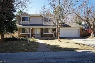 Highlands Ranch Single Family Home Under Contract: 20 Jack Rabbit Place
