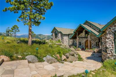 Boulder CO Single Family Home Active: $1,975,000