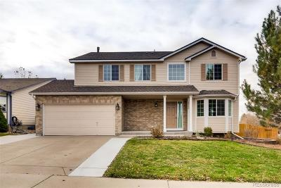 Centennial Single Family Home Under Contract: 5338 South Netherland Way