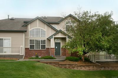 Aurora Condo/Townhouse Under Contract: 3086 South Yampa Way