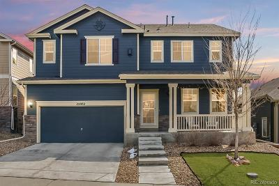 Aurora Single Family Home Active: 22082 East Bellewood Place