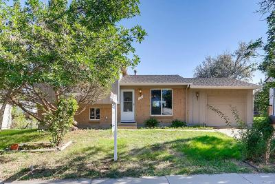 Aurora Single Family Home Under Contract: 1750 South Walden Way