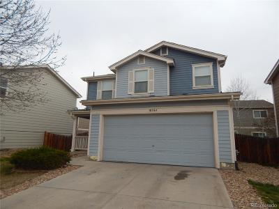 Longmont Single Family Home Under Contract: 10584 Butte Drive