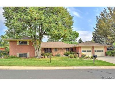 Broomfield Single Family Home Active: 1120 Birdie Road