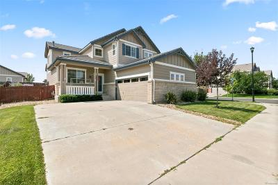 Commerce City Single Family Home Under Contract: 16404 East 99th Avenue