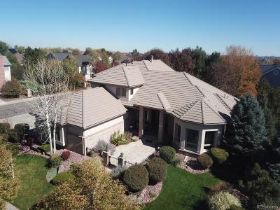 Denver Single Family Home Active: 5350 South Marshall Street