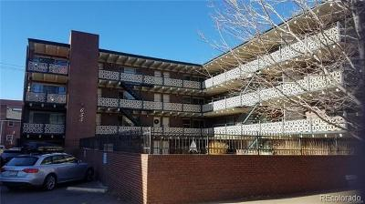 Denver Condo/Townhouse Active: 655 Pearl Street #407
