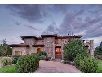 Niwot Single Family Home Active: 6522 Legend Ridge Trail