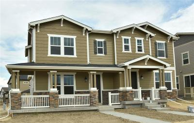 Castle Rock Condo/Townhouse Under Contract: 3730 North Meadows Drive