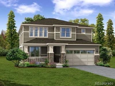 Thornton Single Family Home Active: 12185 Oneida Street