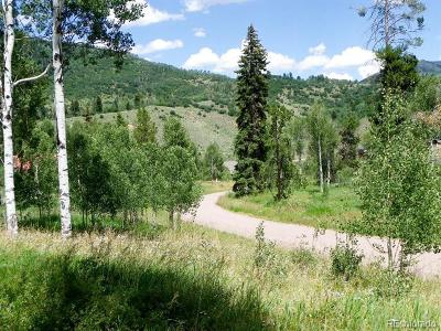 Residential Lots & Land Active: 32428 Ute Trail