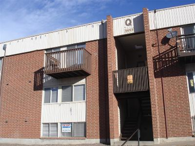 Lakewood Condo/Townhouse Under Contract: 3653 South Sheridan Boulevard #12