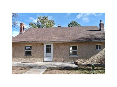 Sedalia Single Family Home Active: 1260 Valley View Drive