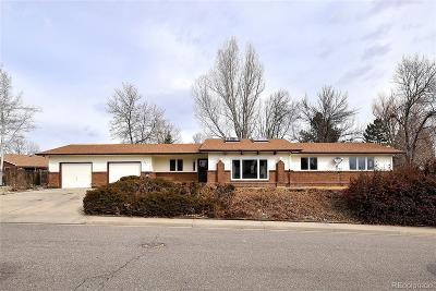 Loveland Single Family Home Active: 2915 Montana Place