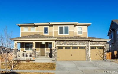 Commerce City Single Family Home Active: 11754 Kalispell Street