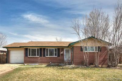 Boulder Single Family Home Active: 3765 Moorhead Avenue