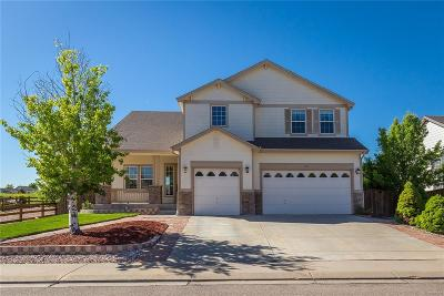 Longmont Single Family Home Under Contract: 607 Glenarbor Circle