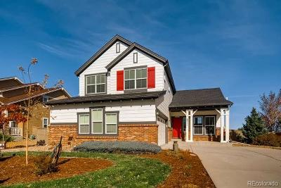 Castle Rock Single Family Home Active: 6911 Turnstone Avenue