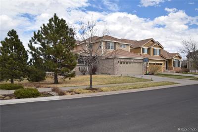 Parker Single Family Home Active: 18115 Bolero Drive