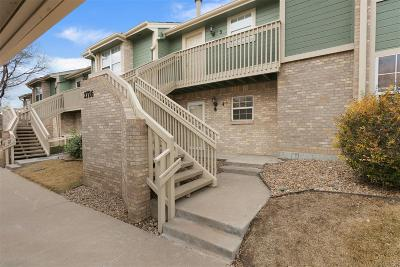 Centennial Condo/Townhouse Under Contract: 2726 East Otero Place #4