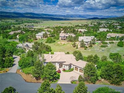 Castle Rock CO Single Family Home Active: $1,774,000