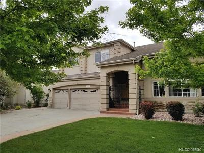 Broomfield Single Family Home Active: 4350 Crestone Circle