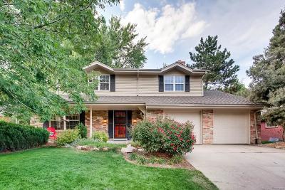 Denver Single Family Home Active: 6431 East Eastman Avenue