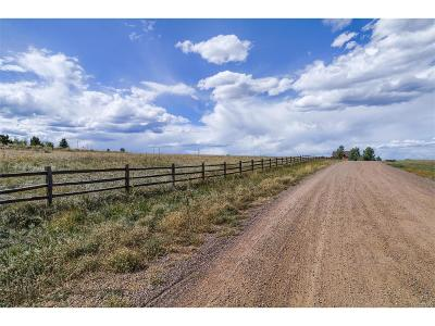Castle Rock CO Residential Lots & Land Active: $220,000