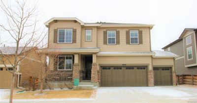 Commerce City Single Family Home Active: 10894 Pitkin Street