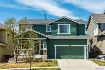 Commerce City Single Family Home Under Contract: 10271 Rifle Street