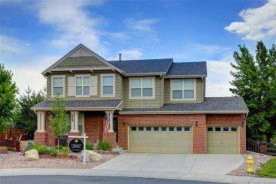 The Meadows Single Family Home Under Contract: 4408 Larksong Place