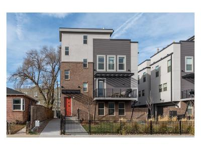 Condo/Townhouse Under Contract: 1309 Jackson Street
