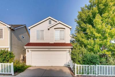 Denver Single Family Home Sold: 1209 South Boston Street