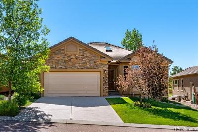 Flying Horse Single Family Home Active: 2775 Crooked Vine Court