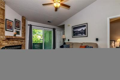 Condo/Townhouse Under Contract: 8025 West Eastman Place #205
