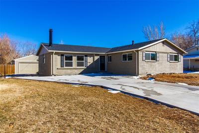 Boulder Single Family Home Under Contract: 1388 Kilkenny Street