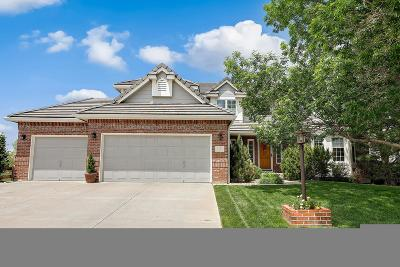 Highlands Ranch Single Family Home Active: 8925 Forrest Drive