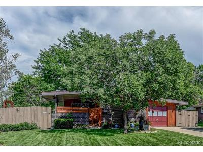 Centennial Single Family Home Active: 6736 South Clermont Street