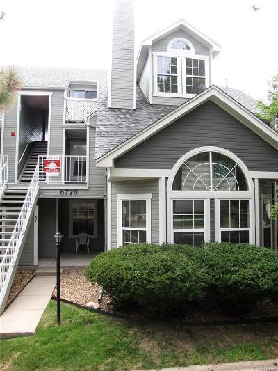 Centennial Condo/Townhouse Under Contract: 6776 South Ivy Street #B5
