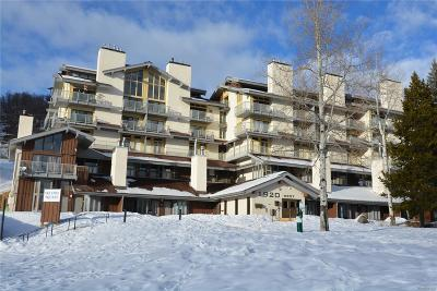 Steamboat Springs Condo/Townhouse Active: 1920 Ski Time Square Drive #309