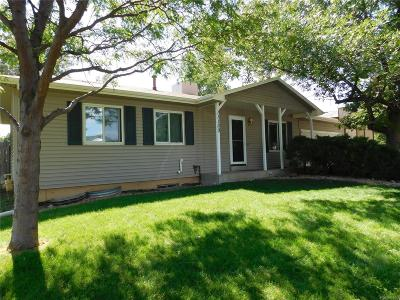 Single Family Home Under Contract: 11130 Cherry Circle