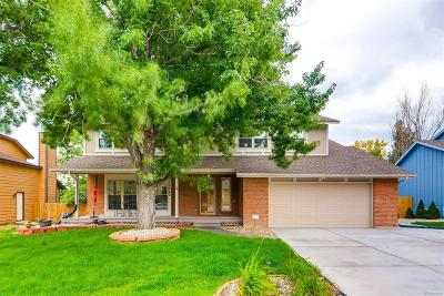 Arapahoe County Single Family Home Active: 10940 East Maplewood Drive