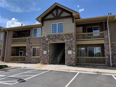 Arvada Condo/Townhouse Active: 8039 Lee Drive #104