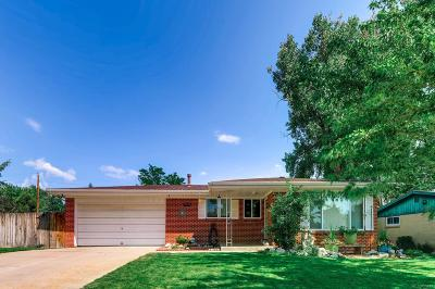 Englewood Single Family Home Under Contract: 3285 West Bellwood Drive